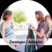 zwanger adoptie